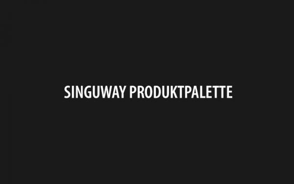 Singuway Produktpalette